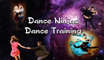 Dance Ninjas Dance Training for DanceNinjas.com