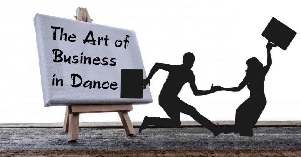 Art of Business in Dance with Laurentina Clip Art